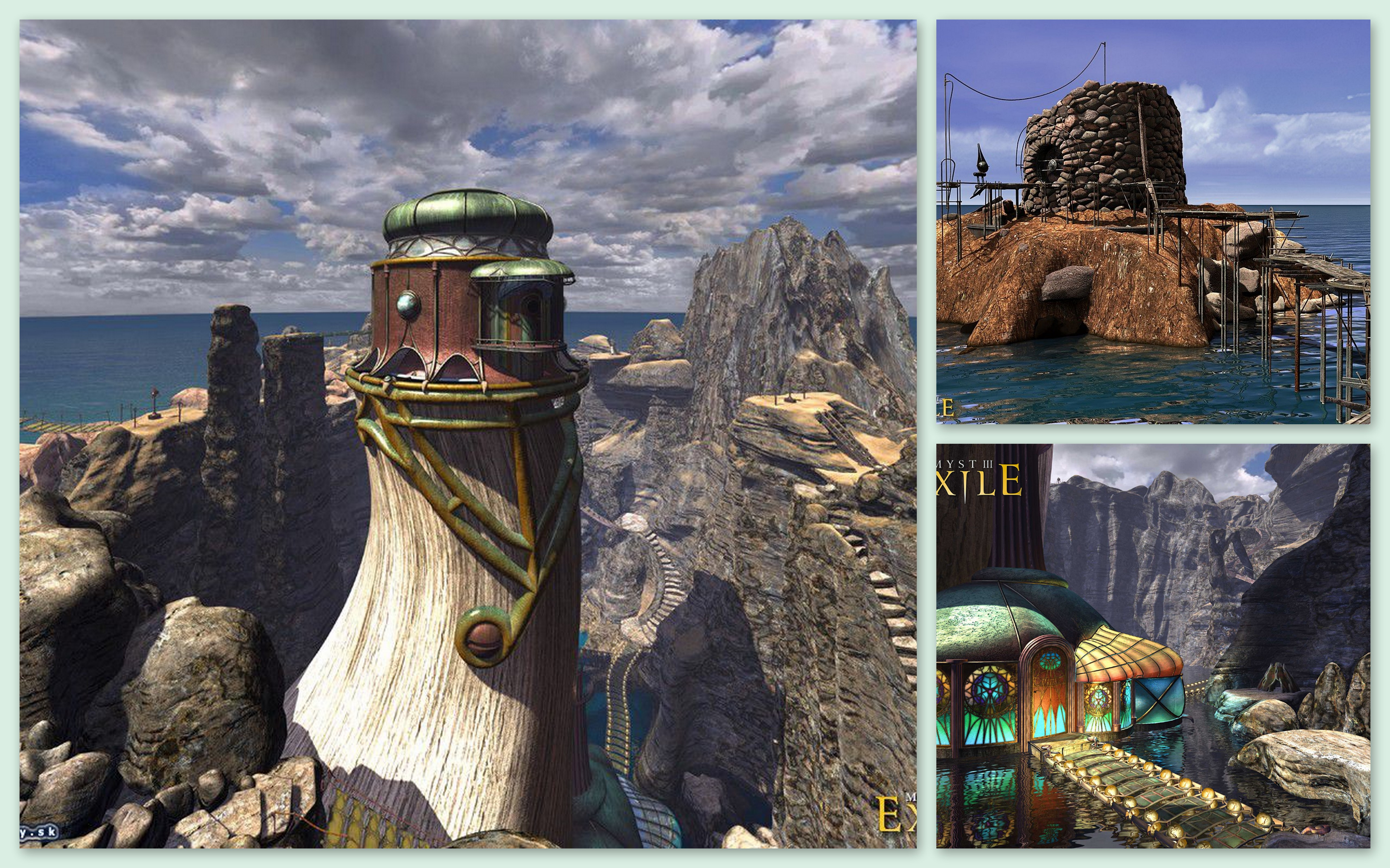 Riven The Sequel to Myst on