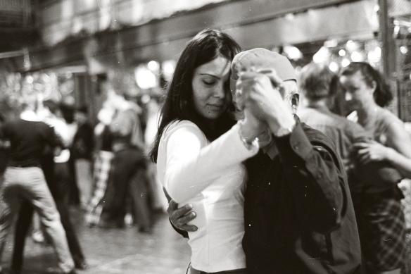 Life like a tango